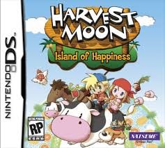 harvest moon ds 2
