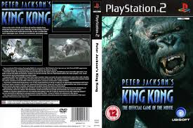 king kong ps2 game