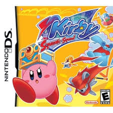 ds games kirby