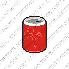 picture of a pop can