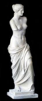 greek and roman statues