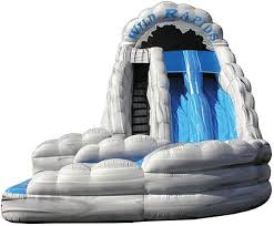 home water slides