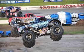 monster trucks jam