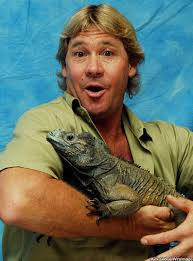 steve irwin the crocodile hunter