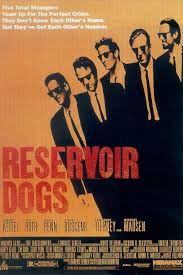 reservoir dog poster
