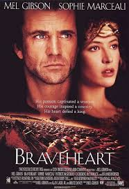 braveheart movie posters