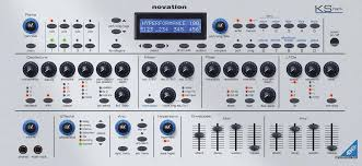 novation ks rack
