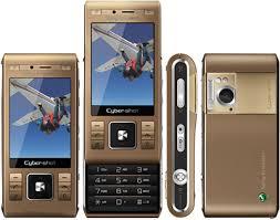sony ericsson 8gb phone