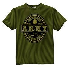 army tees