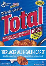 total breakfast cereal