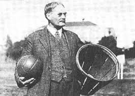 picture of james naismith