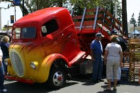 ford cab over trucks