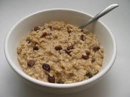 microwave oatmeal