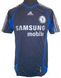 chelsea training shirt