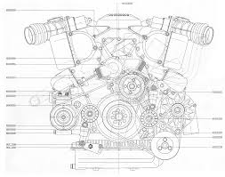 car engine blueprints