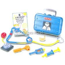 fisher price dr kit