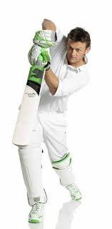 puma cricket pads