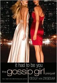 gossip girl book