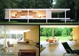 farnsworth house interior