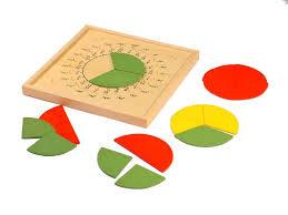 montessori math material