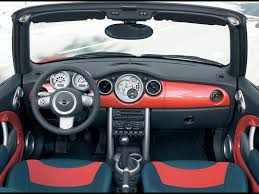 bmw mini interior