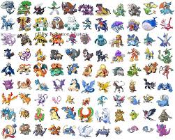 all new pokemon pictures