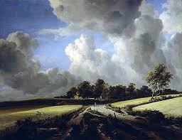 paintings clouds
