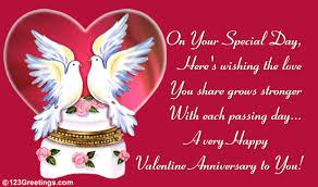 happy valentine poem