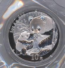 panda silver