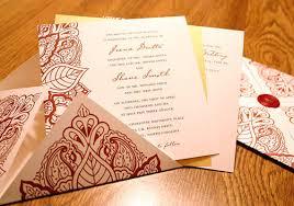 indian invitation