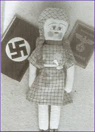 black rag doll