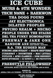 Cant wait for Rock The Bells