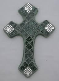 handcrafted crosses