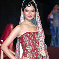 asian bridal outfits