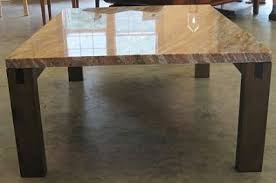 granite occasional table