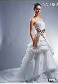 classic wedding gown