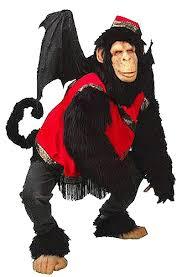 flying monkey costumes