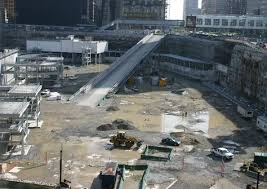 ground zero site