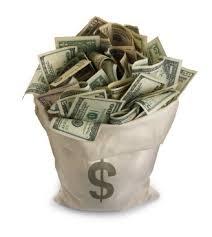 money bag image