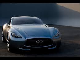 infinity sports cars