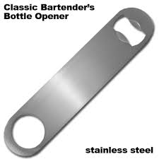 bartenders bottle openers