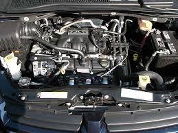 dodge caravan engine