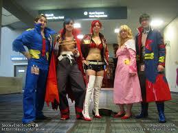 cosplay gurren lagann