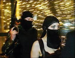 arab burqa