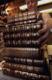 leather bookbinder