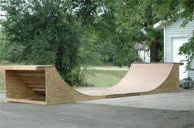 halfpipes ramps