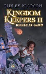 kingdom keepers books
