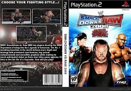 smackdown 2008 games