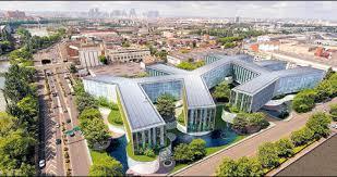 green energy building