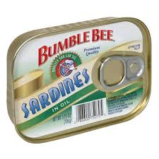 bumblebee sardines